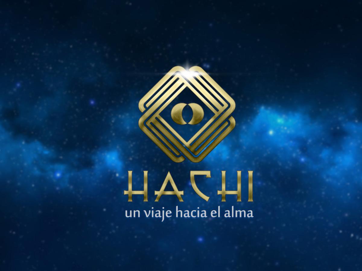 logotipo metodo hachi